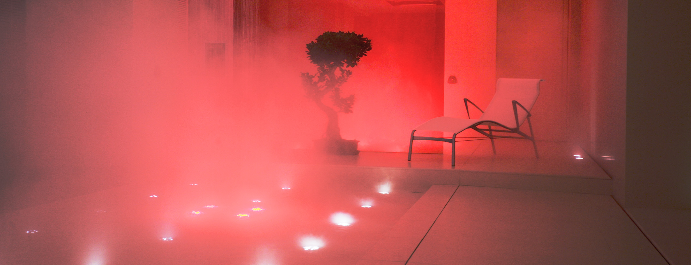 Spa Rouge, Romeo Hotel