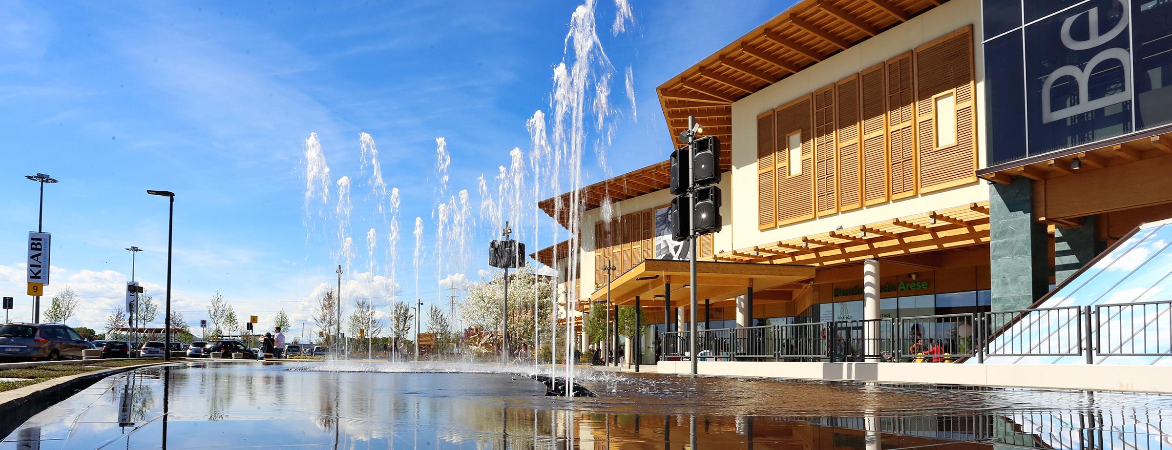 Il Centro Shopping Centre