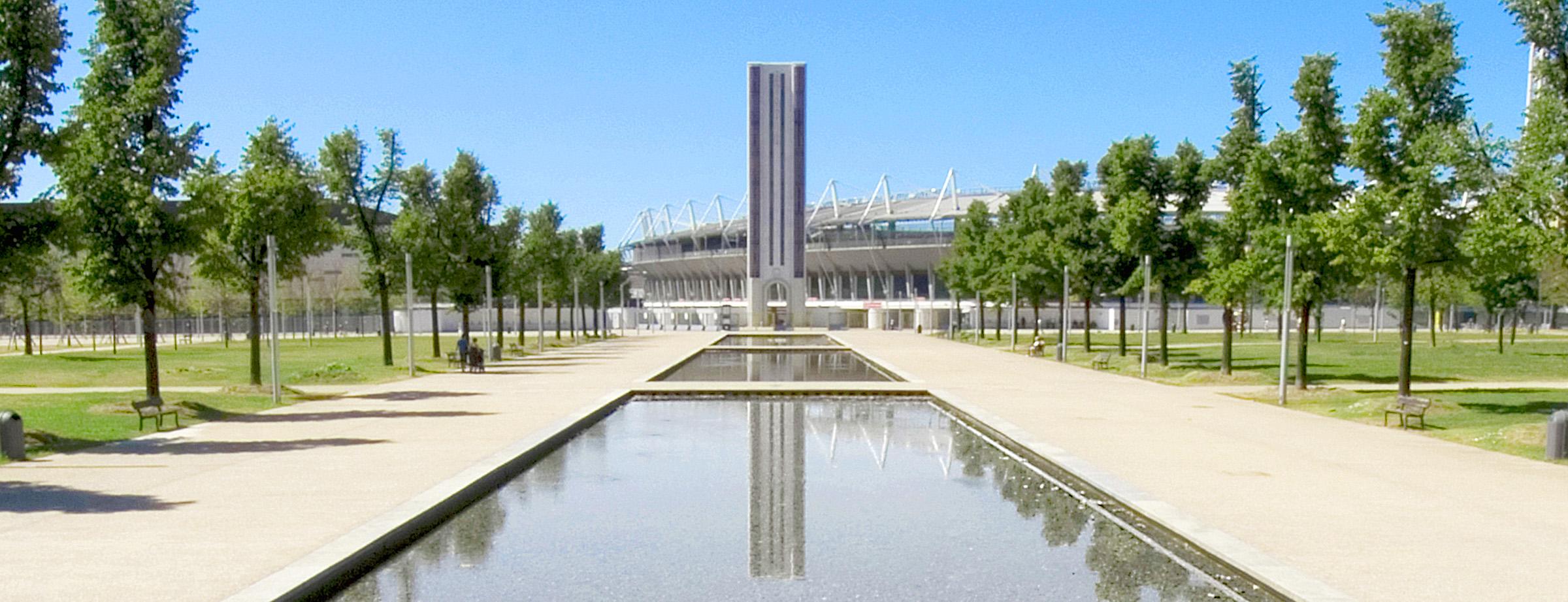 Parco Piazza d'Armi – XX Olympic Winter Games