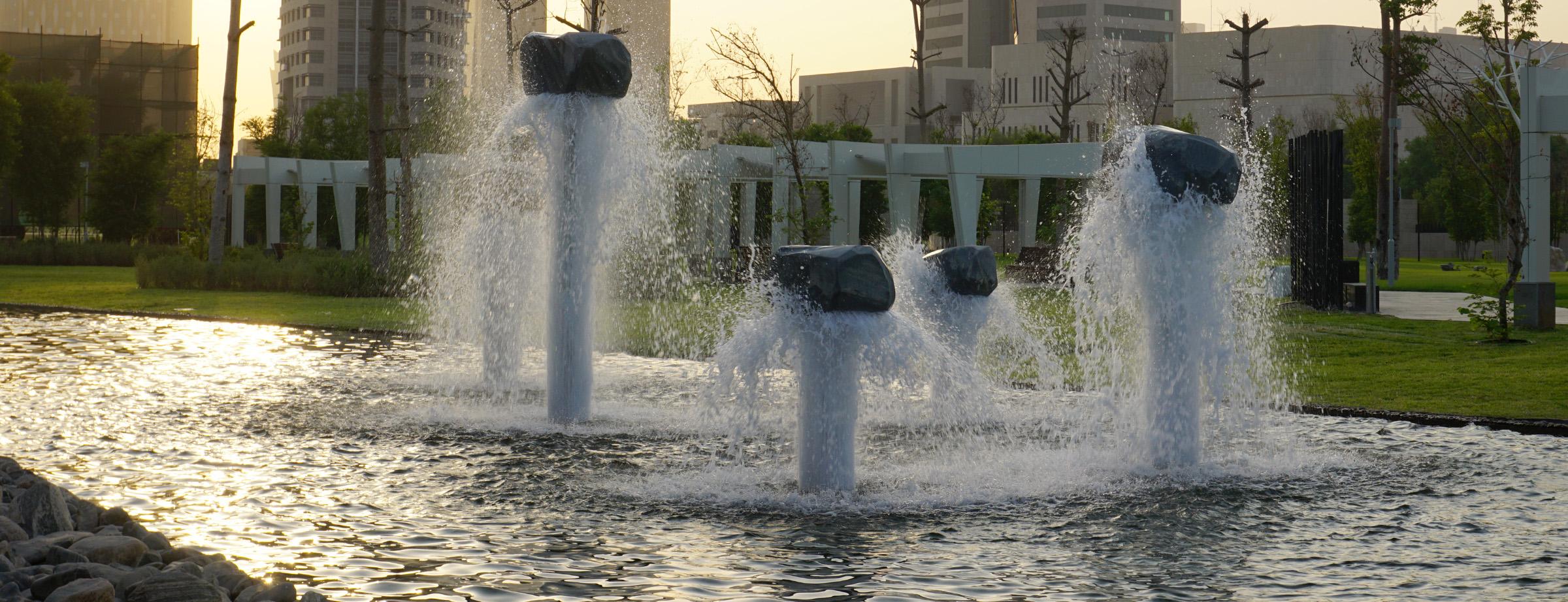 Al Shaheed Park – Phase II