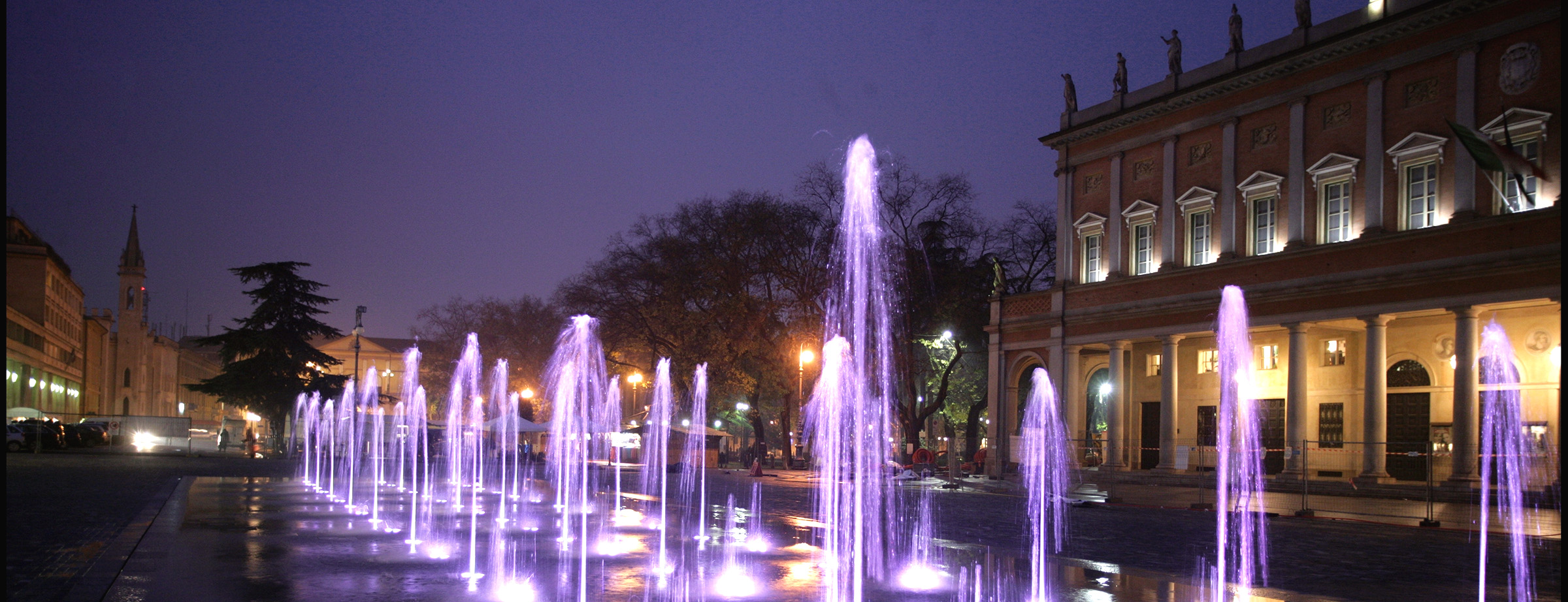 Fontana del Tricolore