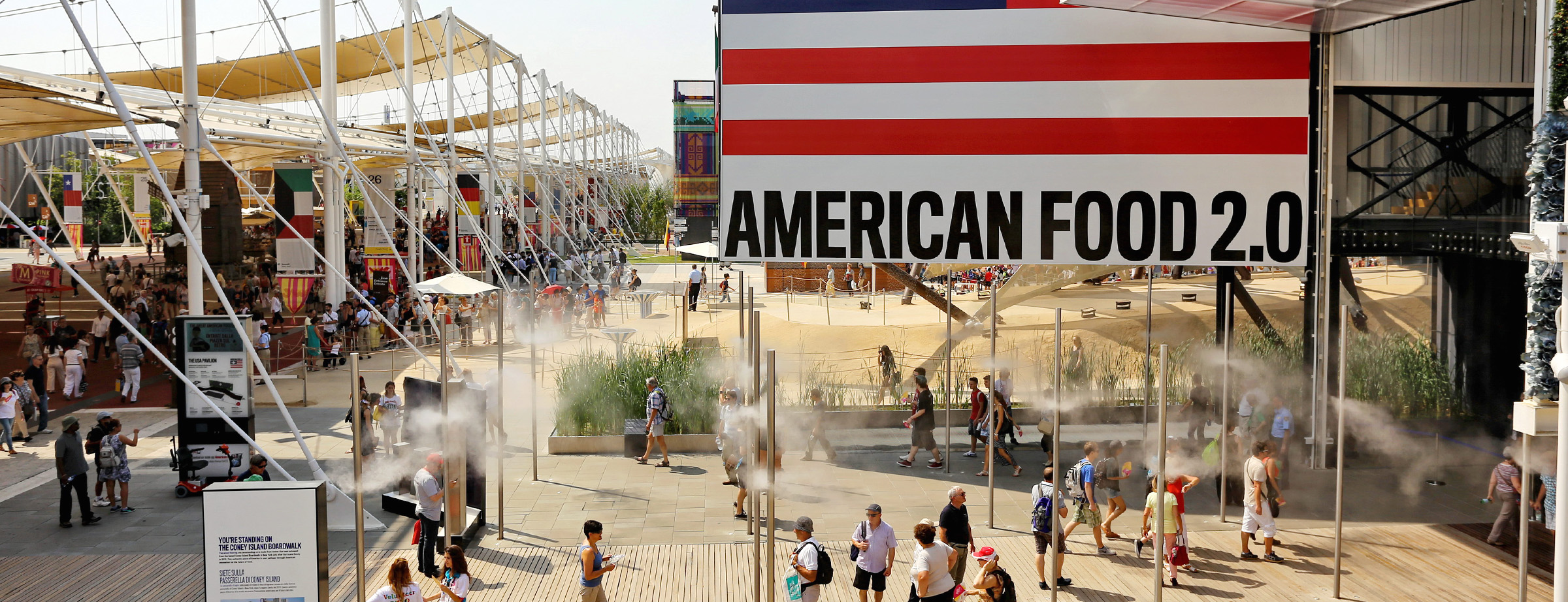 USA Pavilion – EXPO 2015